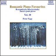 Romantic Piano Favorites Vol.10.