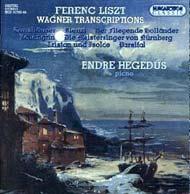Liszt Ferenc: Wagner operafeldolgozások