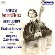 Bottesini, Giovanni: Hangversenydarabok nagybőgőre