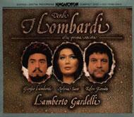 Verdi, Giuseppe: A lombardok az első keresztes hadjáratban
