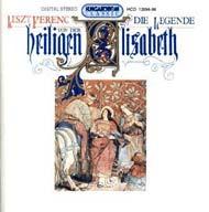 Liszt Ferenc: Szent Erzsébet legendája