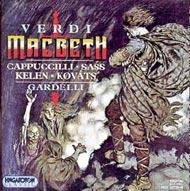 Verdi, Giuseppe: Macbeth