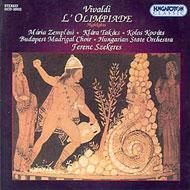 Vivaldi, Antonio: Az Olimpia (részletek)