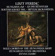 Liszt Ferenc: Kórusművek
