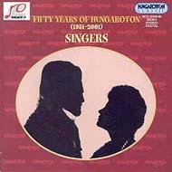 50 éves a Hungaroton - Énekművészek (1951-2001)