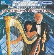 Kortárs magyar zene trombitára és hárfára