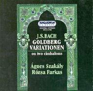 Bach, J. S.: Goldberg-variációk - két cimbalomra