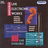 Élő elektronikus kompozíciók