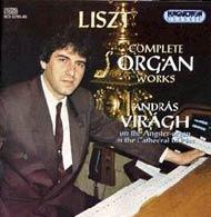 Liszt Ferenc: Orgonaművek (összkiadás)