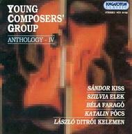 Fiatal zeneszerzők csoportja - IV. Antológia