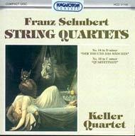 Schubert, Franz: Vonósnégyesek
