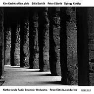Kim Kashkashian - Bartók / Eötvös / Kurtág