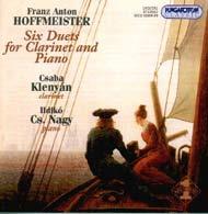 Hoffmeister, Franz Anton: Hat duó klarinétra és zongorára
