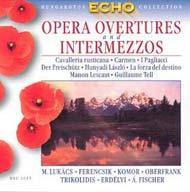 Operanyitányok és Intermezzók