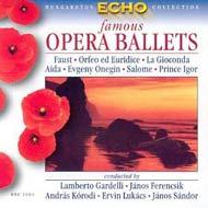 Népszerű opera balettek