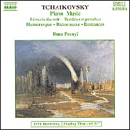 Csajkovszkij zongoradarabok
