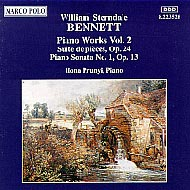 Bennett, William Sterndale: Piano Works, Vol. 2