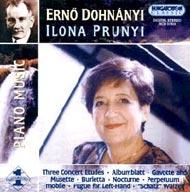 Dohnányi Ernő: Zongoraművek 1.