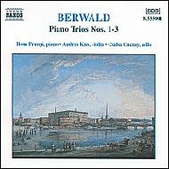 Berwald, Franz: Zongoratriók 1-3.