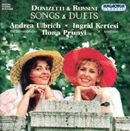 Donizetti & Rossini: Dalok és duettek