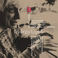 The Ligeti Project III