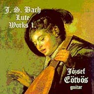 Bach, J.S.: Lute Works 1.