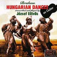 Brahms: Magyar táncok