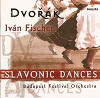 Dvořák, Antonín: Szláv táncok Op. 46 & 72