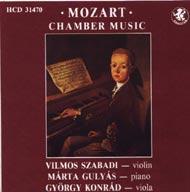 Mozart Chamber Music
