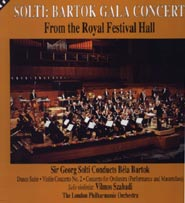 Solti: Bartók Gala Concert