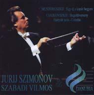 Muszorgszkij, Mogyeszt Petrovics: Egy éj a kopár hegyen; Csajkovszkij, Pjotr Iljics: D-dúr hegedűverseny Op.35, Hattyúk tava, Csárdás