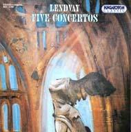 Lendvay Kamilló: 5 Concerto