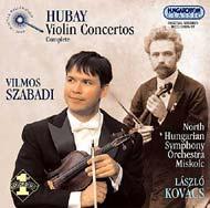Hubay Jenő: Hegedűversenyek (összes)