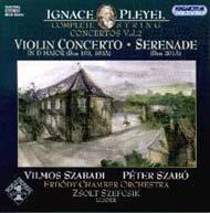 Pleyel, Ignace Joseph: Vonós versenyművek 2.