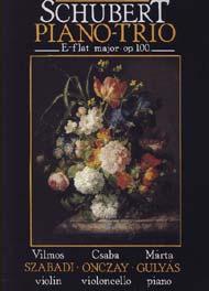 Schubert, Franz: Esz-dúr Zongoratrió op.100