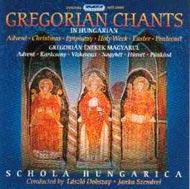 Gregorián énekek magyarul