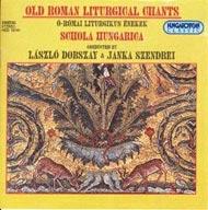 Ó-római liturgikus énekek