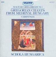 Magyar Gregoriánum 1. - Gregorián és polifonikus énekek a középkori Magyarországról - Karácsony