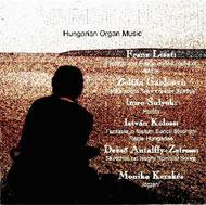 Variations, Hungarian Organ Music