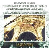 A XX. Századi francia orgonazene remekművei