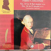 Mozart Edition Vol 4 - Piano Concertos