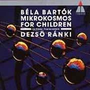 Bartók Béla: Mikrokozmosz Sz 107, Gyermekeknek Sz 42