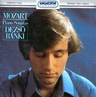 Mozart, Wolfgang Amadeus: Zongoraszonáták K.283, K.310, K.311, K.545
