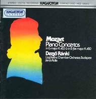 Mozart, Wolfang Amadeus: Zongoraversenyek K.450, K.453