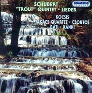 Schubert, Franz: A-dúr Zongoraötös D. 667