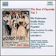 Best of Operetta, Vol. 3