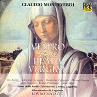 Monteverdi, Claudio: Vespro della Beata Vergine
