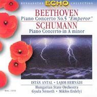 Beethoven, Ludvig van: Esz-dúr zongoraverseny Op. 73 / Schumann: a-moll zongoraverseny Op. 54