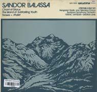 Balassa Sándor: Glarusi ének; Az örök ifjúság szigete; Hajak; Motetta