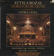 Bozay Attila: Zenekari művek